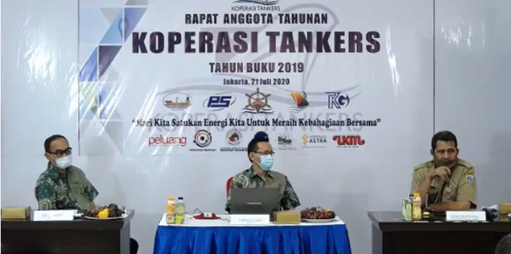 Rapat Anggota Tahunan XXIV Koperasi Tankers