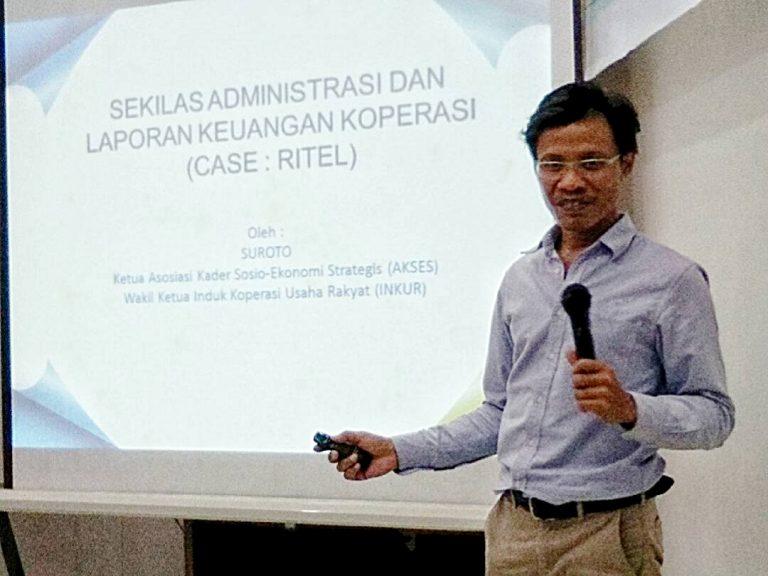 Pengamat: Pelaku Koperasi dan UMKM Indonesia Cenderung Minim Insentif