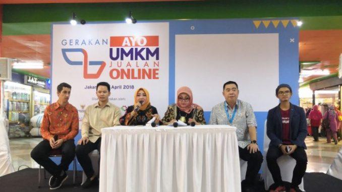 Enam Marketplace Indonesia Siap Bantu Pemerintah Online-kan UMKM
