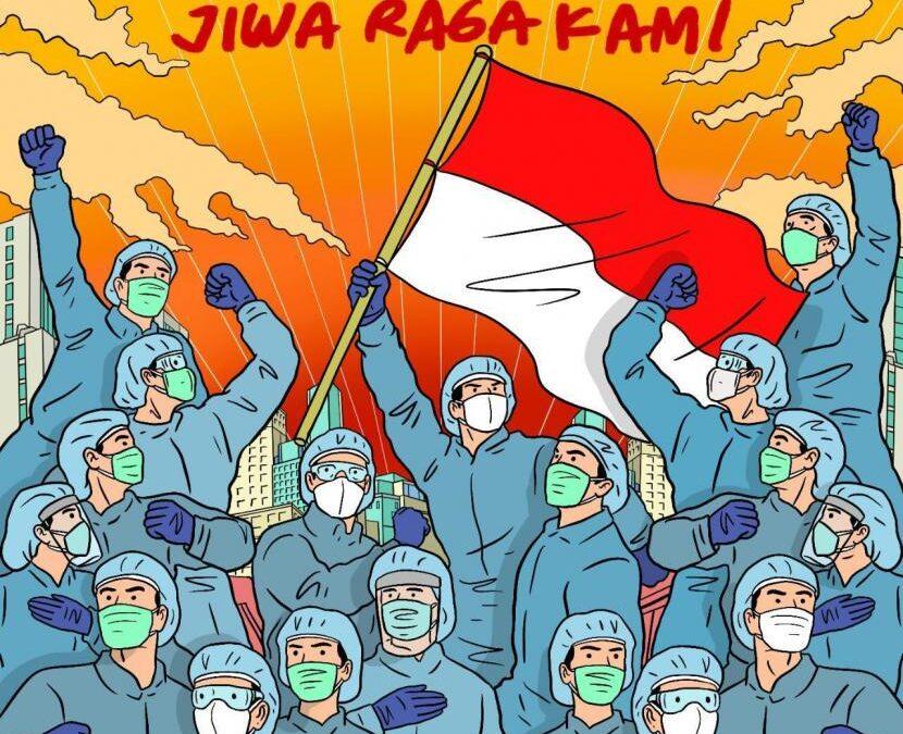 Kemerdekaan Melawan Covid-19 Menuju Indonesia Maju