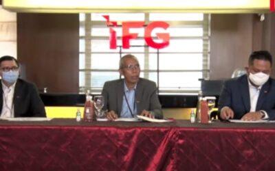 Holding BUMN Asuransi Terbentuk Bernama Indonesia Finansial Group (IFG) Beranggotakan 9 Asuransi Plat Merah